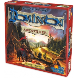 Dominion(R) Erweiterung Abenteuer Inhal