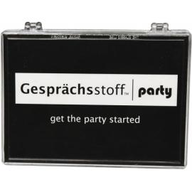 Gesprächsstoff Party