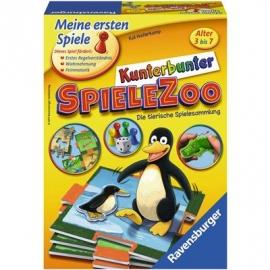 Ravensburger Spiel - Kunterbunter Spielezoo