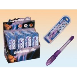 Geheimstift m. unsichtb.Tinte + UV-Licht