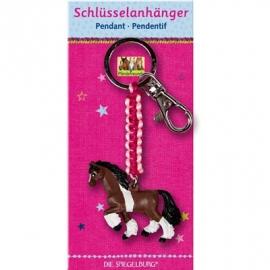 Die Spiegelburg - Schlüsselanhänger Pferdefreunde, sort.