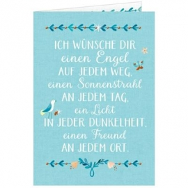 Coppenrath Verlag - Grußkarten-Set: Glückwünsche zur Konfirmation (36 Ex. sort.)