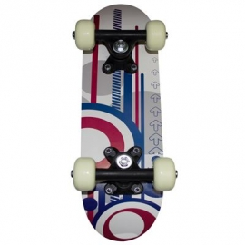 No Rules - Mini-Skateboard