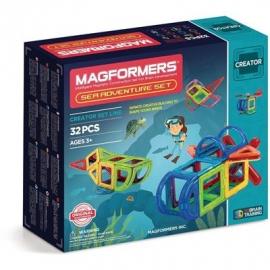 Magformers - Creator Set Line - Magformers Sea Adventure Set