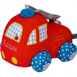 Die Spiegelburg - Stoff-Feuerwehrauto BabyGlück
