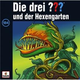 Europa - CD Die drei ??? und der Hexengarten, Folge 184