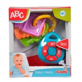 Simba - ABC - Autoschlüssel