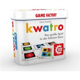 Game Factory - Kwatro