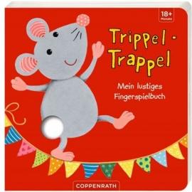Coppenrath Verlag - Trippel-Trappel - Mein lustiges Fingerspielbuch