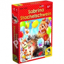 Pegasus - Sabrina Stachelschwein