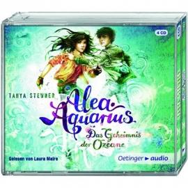Oetinger - CD - Alea Aquarius - Das Geheimnis der Ozeane - Teil 1, 5 CD