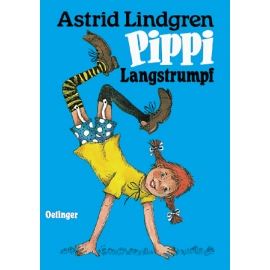 Lindgren, Pippi Gesamtausgabe