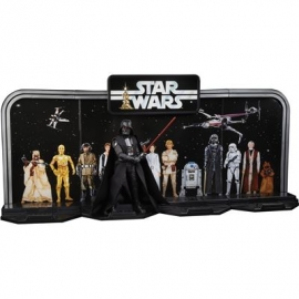 Hasbro - Star Wars™ The Black Series 6 Diorama Jubiläums-Figurenset