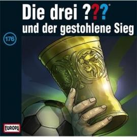 Europa - CD Drei ??? und der gestohlene Sieg, Folge 176