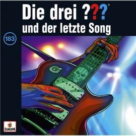 Europa - CD Die drei ??? und der letzte Song, Folge 183