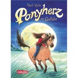 Carlsen Verlag - Ponyherz - Ponyherz in Gefahr, Band 2