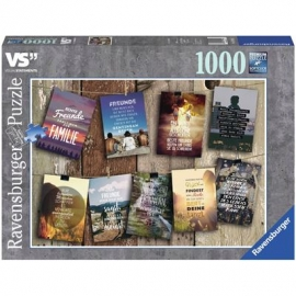 Ravensburger Puzzle - Visual Statements, 1000 Teile