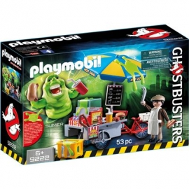 Playmobil® 9222 - Ghostbusters Slimer mit Hot Dog Stand