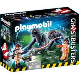 Playmobil® 9223 - Ghostbusters Venkman und Terror Dogs