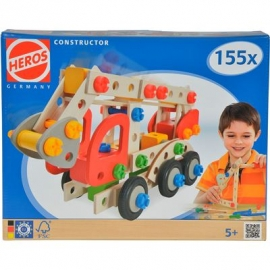 HEROS - Constructor Feuerwehrauto