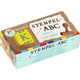Die Spiegelburg - ABC-Stempelset Bunte Geschenke