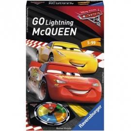 Ravensburger Spiel - Disney/Pixar Cars 3 Go Lightning McQueen!