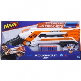 Hasbro - Nerf N-Strike Elite Rough Cut