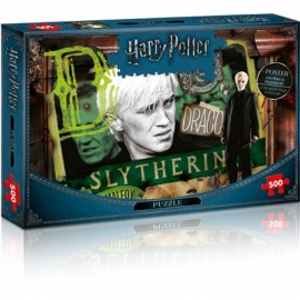 Winning Moves - Puzzle Harry Potter - Slytherin, 500 Teile