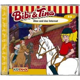 KIDDINX - CD Bibi und Tina … Alex und das Internat (Folge 33)