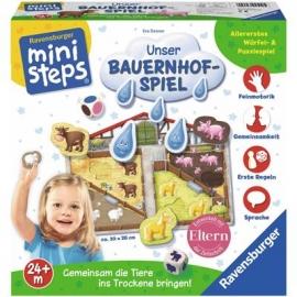 Ravensburger Spiel - tiptoi - Unser Bauernhof-Spiel