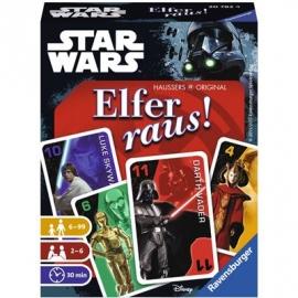 Ravensburger Spiel - Star Wars™ Elfer raus!