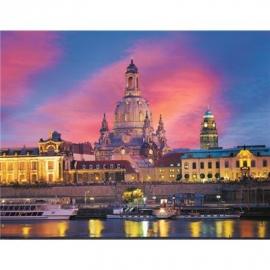 Ravensburger Puzzle - Frauenkirche Dresden, 1000 Teile