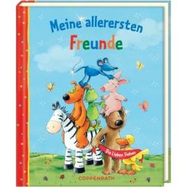 Coppenrath Verlag - Meine allerersten Freunde - Die Lieben Sieben