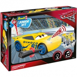 Revell - Kit Junior - Cruz Ramirez