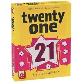 Nürnberger Spielkarten - Twenty One