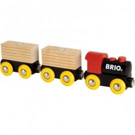 BRIO Bahn - Classic Holz-Transportzug