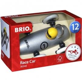 BRIO - Toddler Push Alongs - Sonderedition Rennwagen silber-metallic