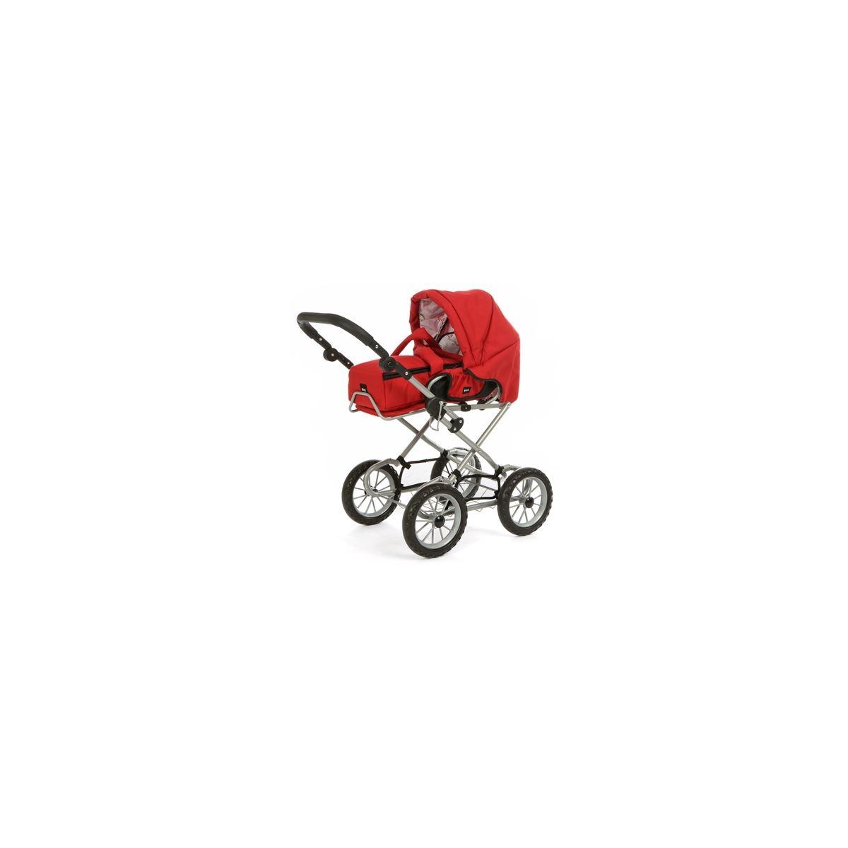 BRIO - Puppenwagen Combi, rot
