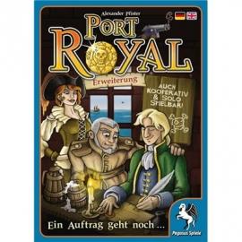 Pegasus - Port Royal - Ein Auftrag geht noch ... Erweiterung