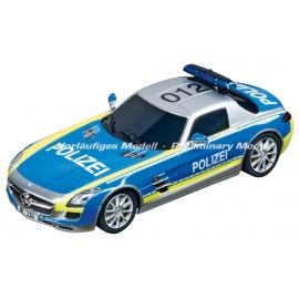 Mercedes-SLS AMG Polizei