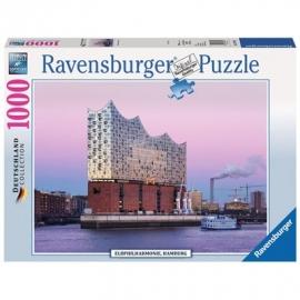 Ravensburger Puzzle - Elbphilharmonie Hamburg, 1000 Teile