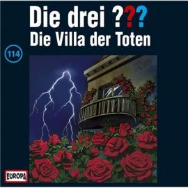 Europa - CD Die drei ??? Die Villa der Toten, Folge 114