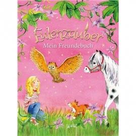 Arena Verlag - Eulenzauber - Mein Freundebuch