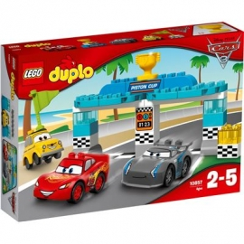 LEGO® DUPLO® Disney™ Cars - 10857 Piston-Cup-Rennen