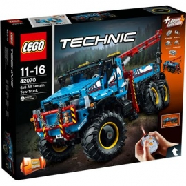 LEGO® Technic - 42070 Allrad-Abschleppwagen