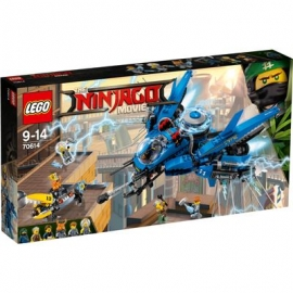 LEGO® Ninjago - 70614 Jays Jet-Blitz