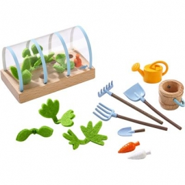 HABA® - Little Friends - Spielset Gemüsegarten
