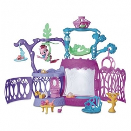 Hasbro - My Little Pony - Movie Pinkie Pie Muschel Lagune