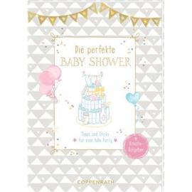 Die Spiegelburg - Baby Shower - Die perfekte Baby Shower - Tipps und Tricks für eine tolle Party.