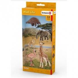 Schleich - Wild Life Tier-Mix